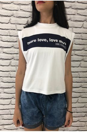 BLUSA MORE LOVE ANNE FERNANDES 2