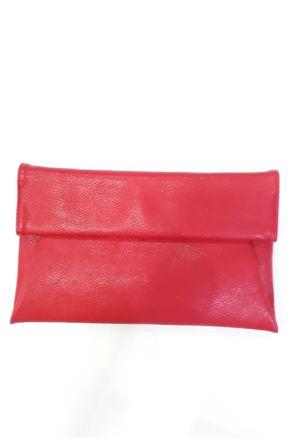 BOLSA-CLUTCH-RED
