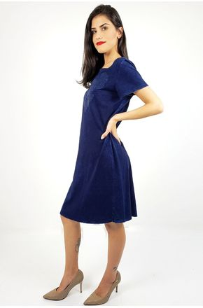 T-SHIRT-DRESS-DENIM-MARIA-VALENTINA-2